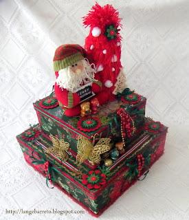 Decoração natalina.