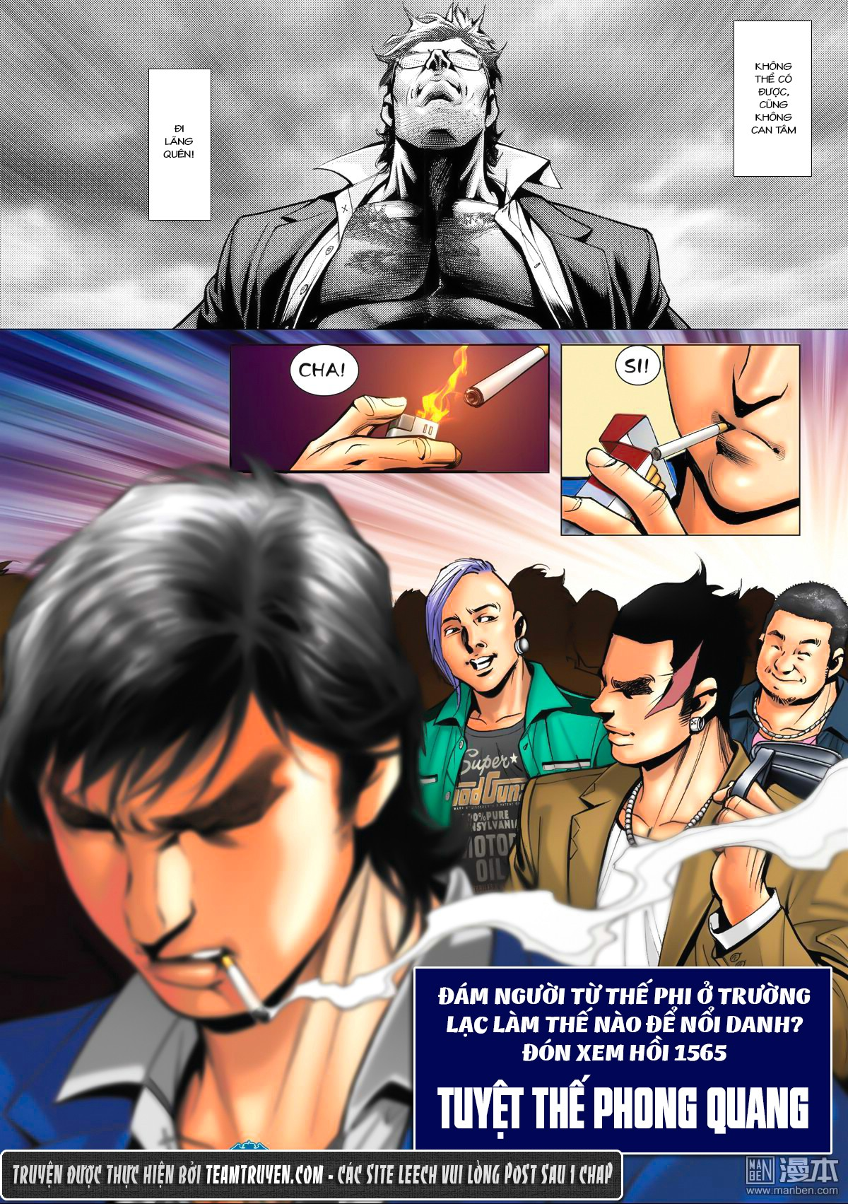 Người Trong Giang Hồ NetTruyen chap 1564 - Trang 28