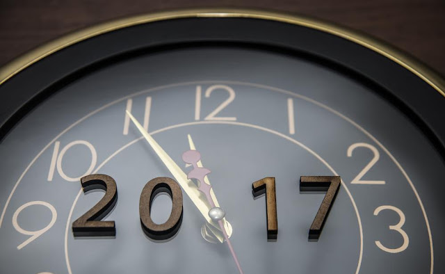 New Year 2017 Countdown Wishes