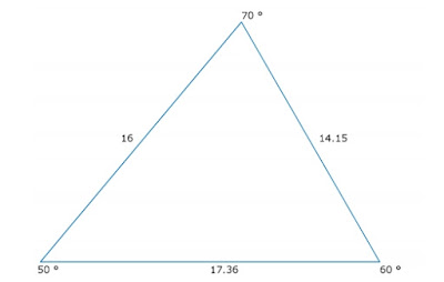 Triángulo agudo