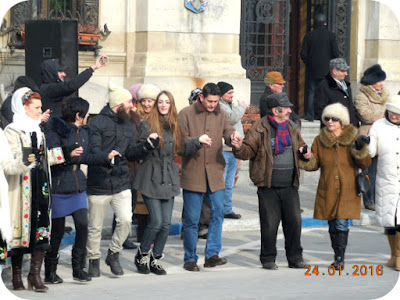 Zig Zag in Hora Unirii la Craiova