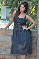 Pragya Nayan New Fresh Telugu Actress Stunning Transparent Black Deep neck Dress ~  Exclusive Galleries 031.jpg