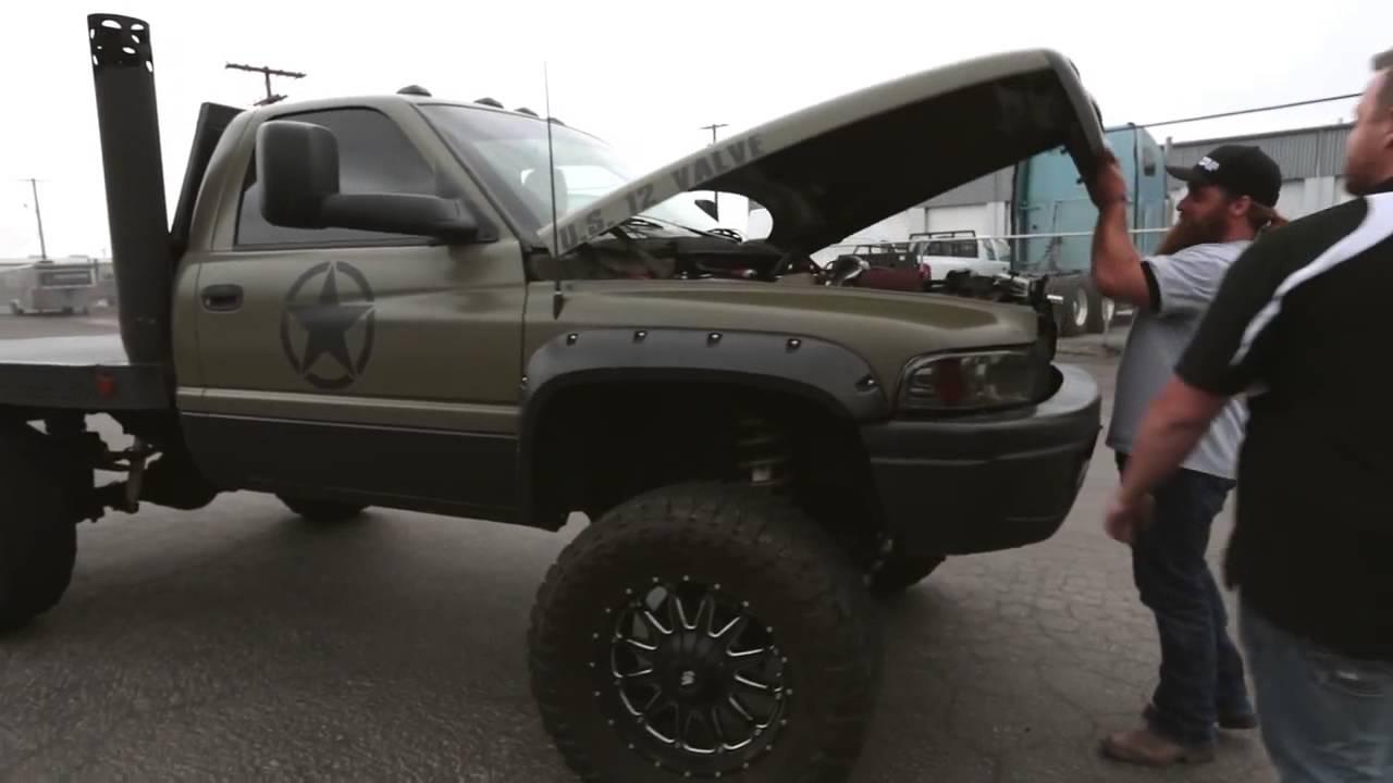 dieselsellerz truck giveaway - Diesel Power Gear