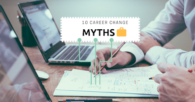 10 Career Change Myths