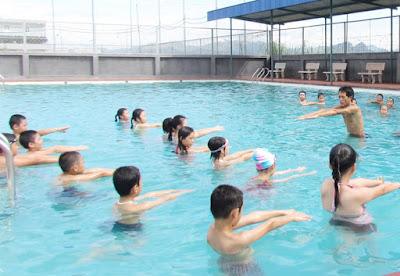 dạy bơi lội biên hòa đồng nai