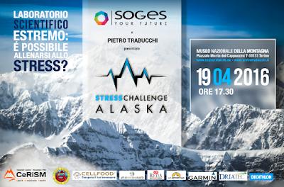 Alaska Stress Challenge