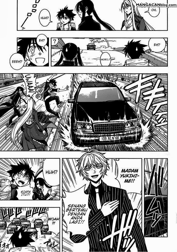 Manga UQ Holder! Chapter 6 Bahasa Indonesia