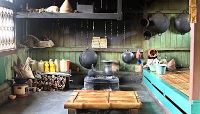 dapur tempat masak