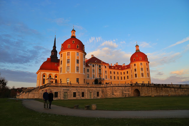 moritzburg castle dresden saxony history germany