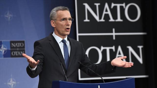 """La OTAN dice no querer """"otra Guerra Fría"""" con Rusia"""