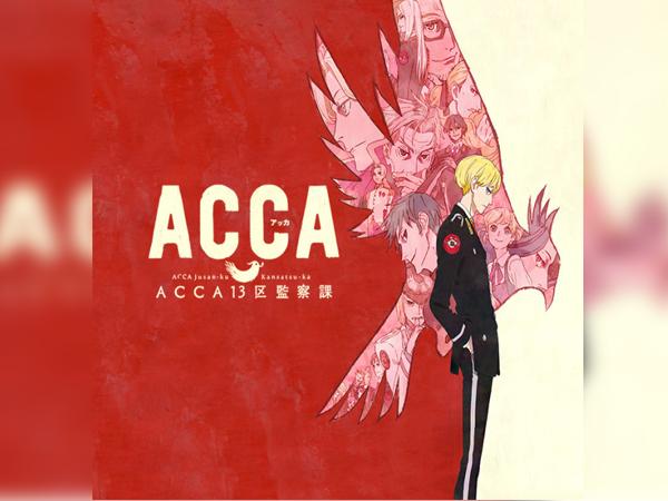 Sinopsis anime ACCA: 13-ku Kansatsu-ka (2017)