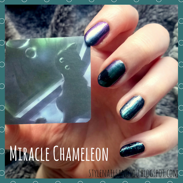 Miracle Chameleon | Valentine's Day BP-L002 Stamping Plate | Born Pretty Store Review