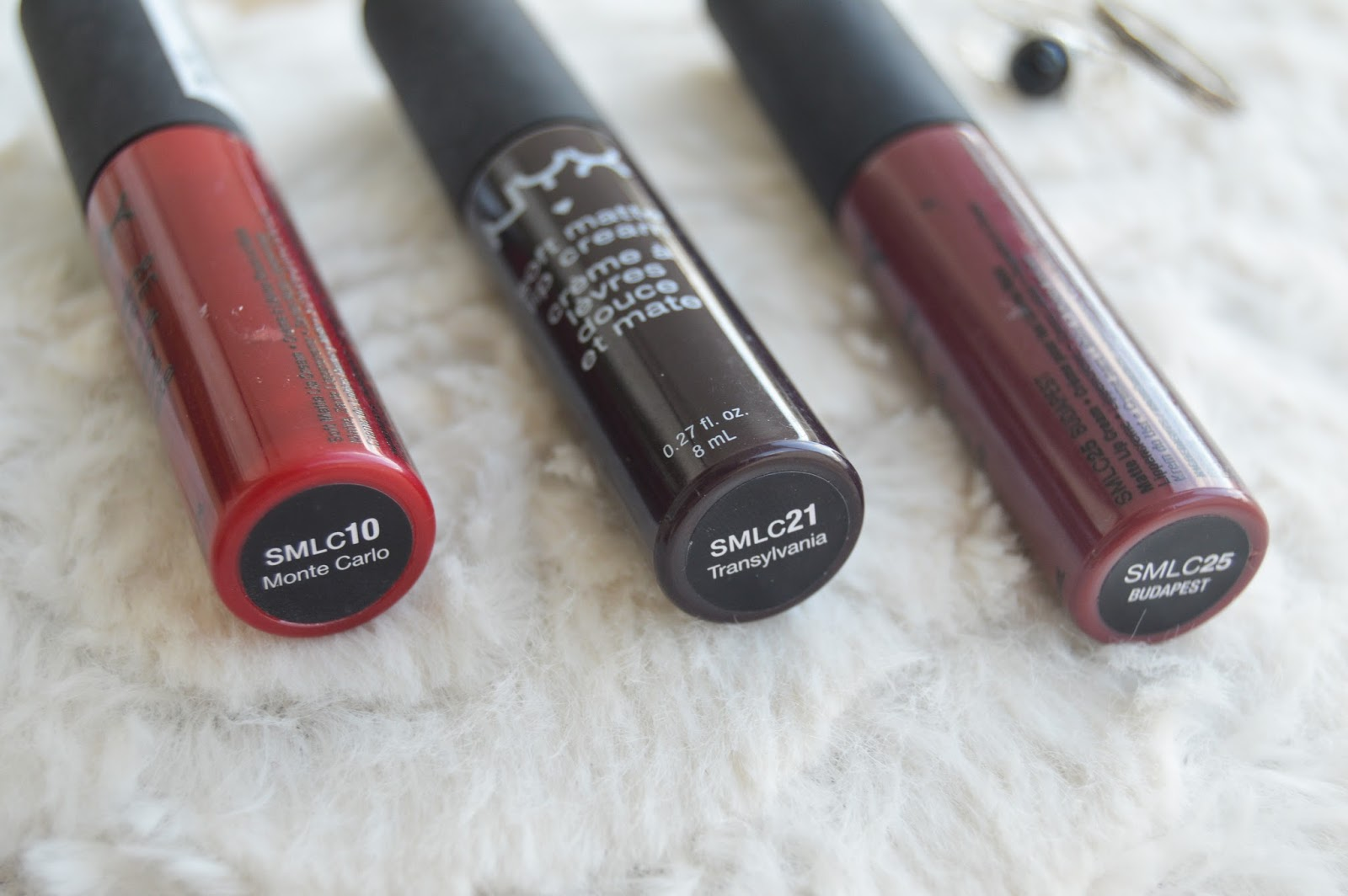 Review | NYX Soft Matte Lip Cream