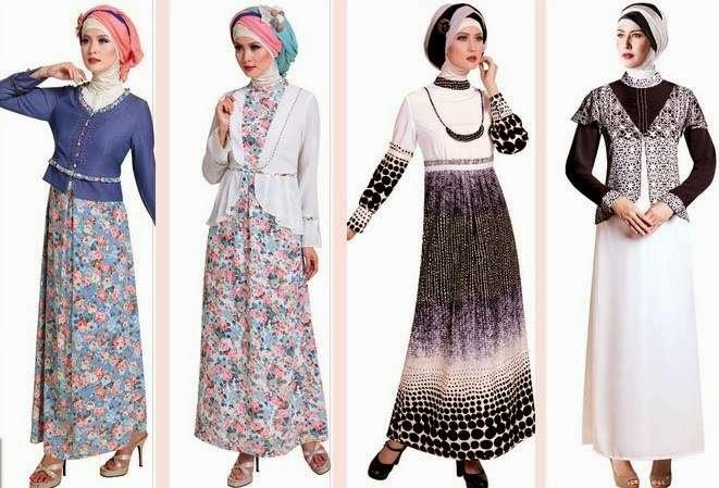 Koleksi baju muslim modern yang paling banyak diminati