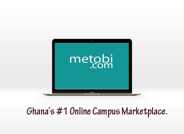 "Sell All Your Items On Ghana's #1 Online Campus Marketplace ""Metobi.com"""