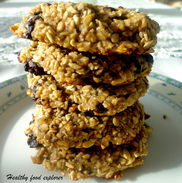 Zdrowe proste ciasteczka