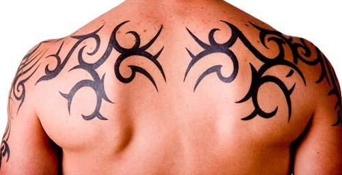 erkek tribal dövmeler man tribal tattoos 5