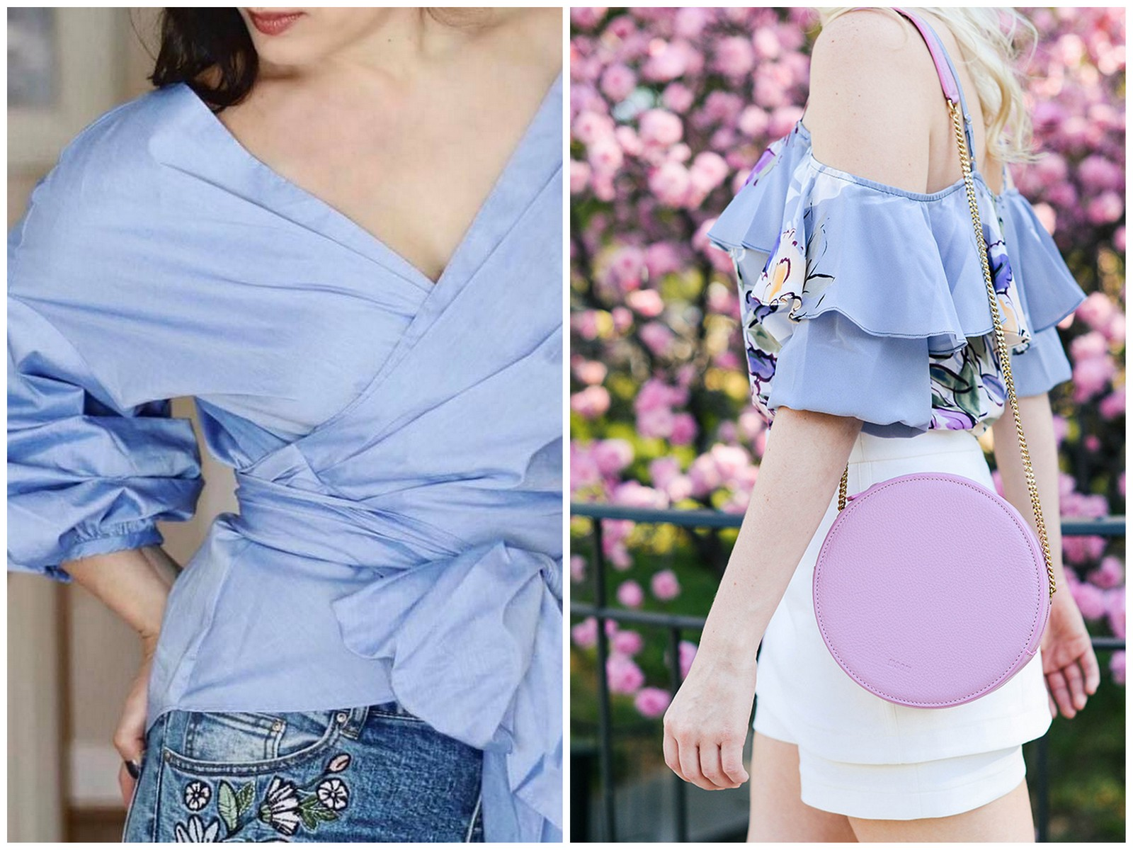 Fashion Inspiration for Off the Shoulder Tops 2017 [CoolChicStyleFashion]