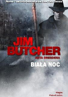 Biała noc - Jim Butcher