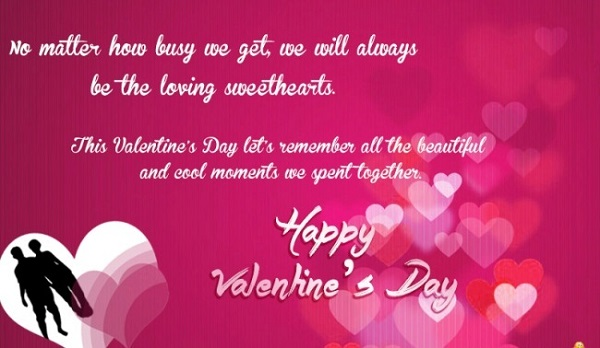 Advance Happy Valentines Day Wishes Sms Messages Quotes