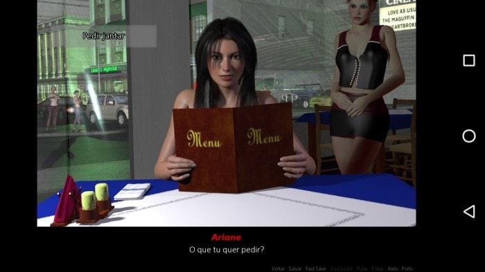 dating simulators like ariane deck photos