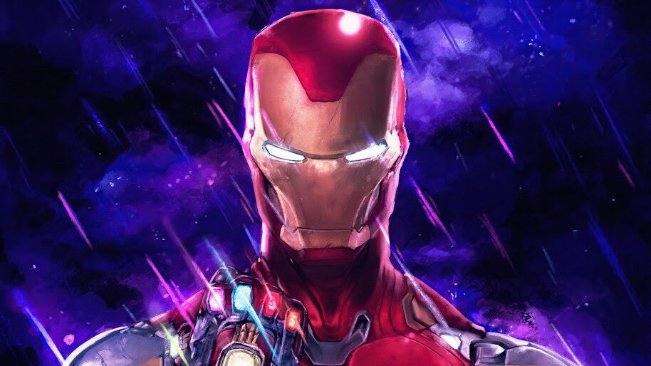 Iron Man, Infinity Gauntlet, 4K, #6.2095