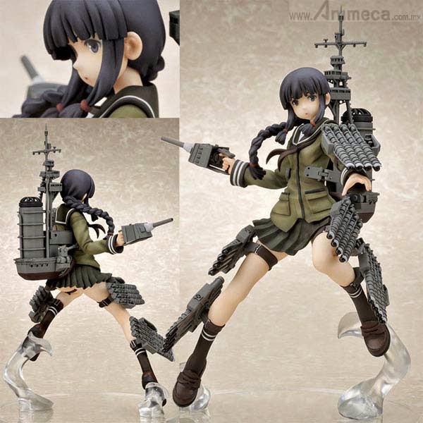KITAKAMI Kai FIGURE Kantai Collection ques Q