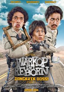 Sinopsis dan Jalan Cerita Film Warkop DKI Reborn (2016)