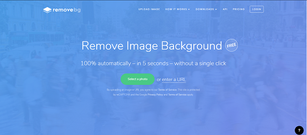 How to Remove any Background from any image :