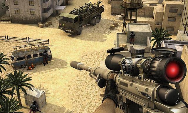 تحميل لعبة السلاح Gun Shot Fire War كاملة مهكرة للاندرويد اخر تحديث