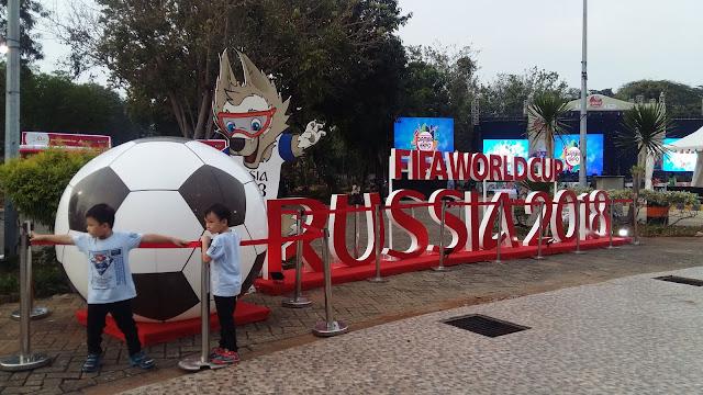 Pesta Bola Piala Dunia 2018
