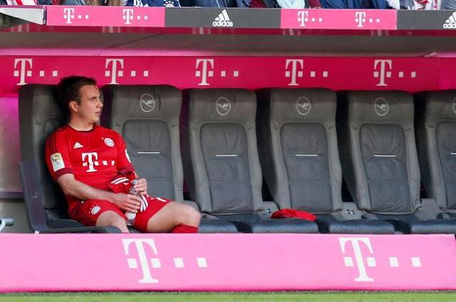Tak Diinginkan Bayern, Gotze Mendekat ke Mantan