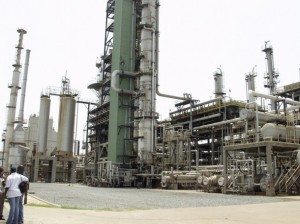 Crude Oil Daily: February 2013