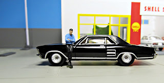 San Diego Comic-Con Hot Wheels Spock 1/64 set