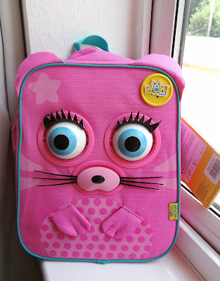 children backpack,wow pack, Cutezee the Kitten