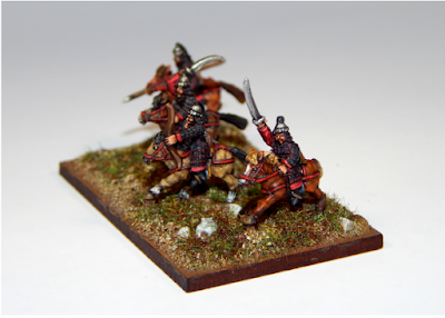 Joint 2nd place: Mongols, by Matt of Munslow - wins £10 Pendraken credit!