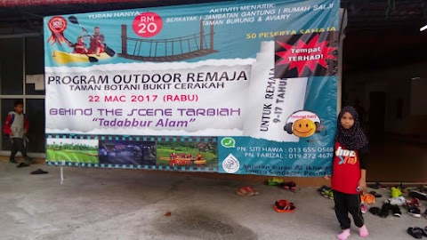 Program Outdoor Remaja 2017