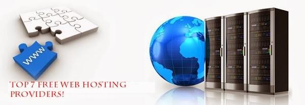 Top 7 Free Web Hosting Providers