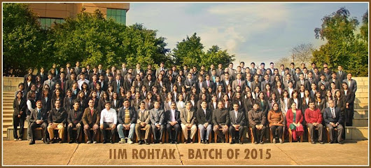 Bidding Adieu to PGP batch of 2013-15