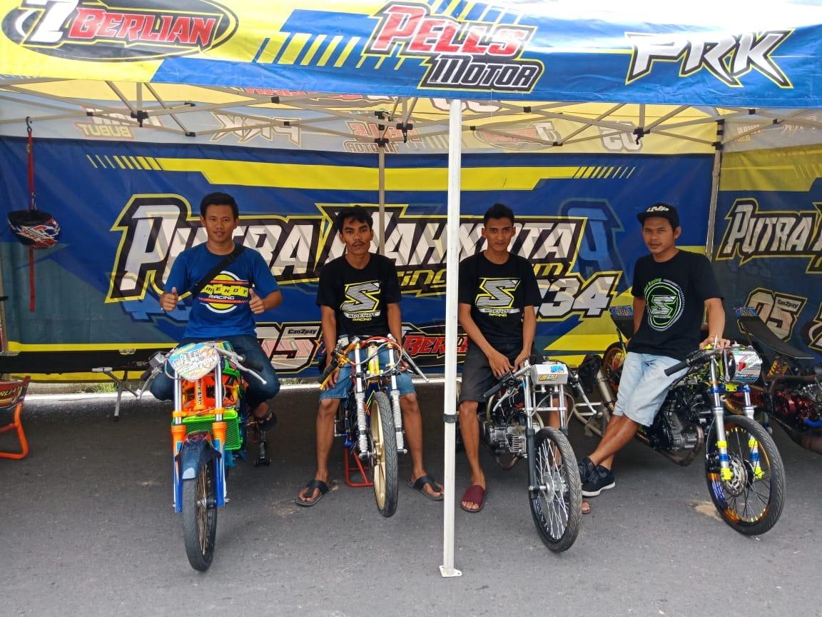 Smekot Racing Brand Apparel Asal Bengkulu Siap Mewarnai Drag Bike