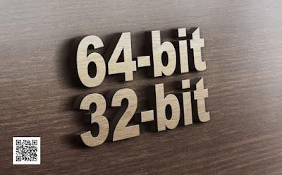 هل تعرف ماهو الفرق بين نواة المعالج 32 بت ونواة المعالج 64 بت وايهما افضل ؟
