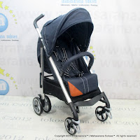 Babyelle S600 Cozmic-2 Lightweight Baby Stroller