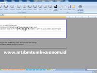 Aplikasi Absensi Pegawai - Excel