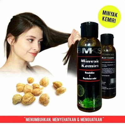 BMKS Minyak Kemiri BPOM – Black Magic Kemiri Shampoo
