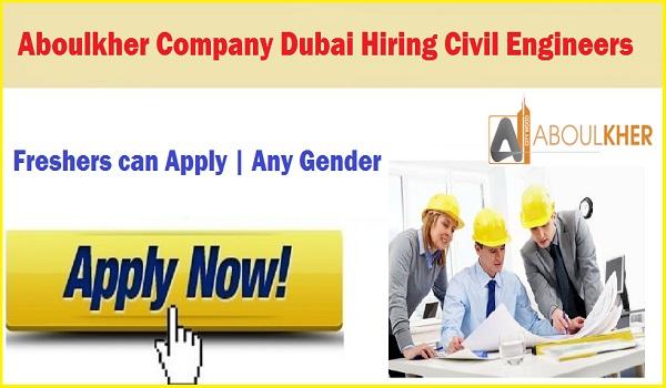 Dubai jobs for Civil engineers, Civil engineer job vacancies in UAE