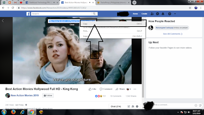 HOW TO DOWNLOAD VIDEOS OR MOVIE FROM FB