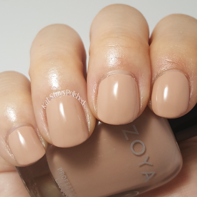 Zoya Naturel 3 - Cathy | Kat Stays Polished