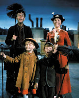 Mary Poppins 1964 movie cast
