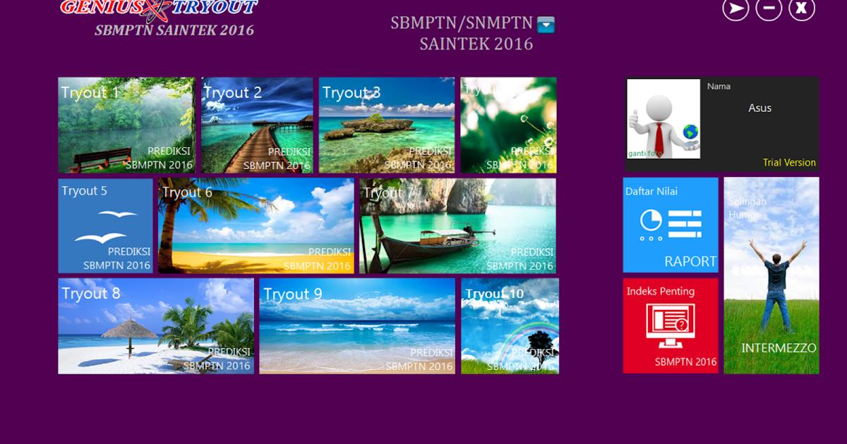 Download Software Simulasi Sbmptn Gratis 2016 Prabha Girindra