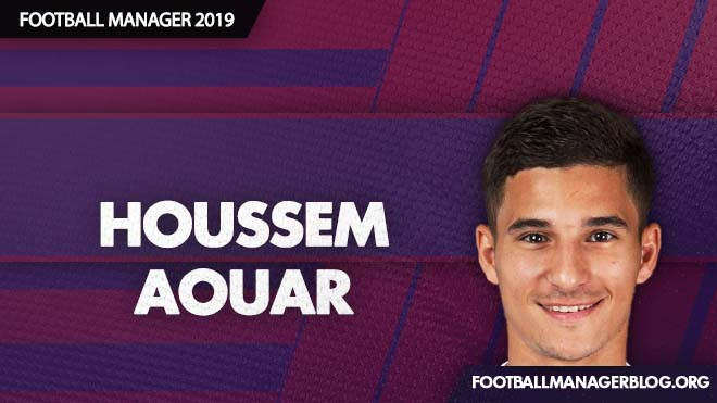 Houssem Aouar - FM2019 Wonderkid Review